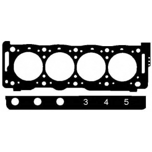 ELRING 422.531 PEUGE Cyl. head gasket/metal layer