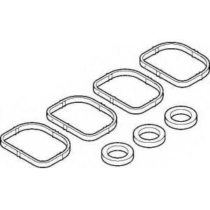 ELRING 445.130 BMW Gasket set intake manifold