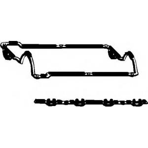 Комплект прокладок, крышка головки цилиндра 567388 elring - AUDI 80 (89, 89Q, 8A, B3) седан 2.0 E 16V