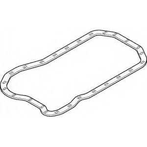 ELRING 616.510 VW Gasket oil pan