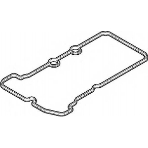 ELRING 719.820 OPEL Gasket valve cover