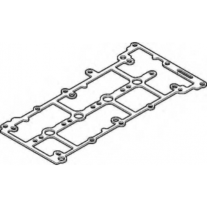 ELRING 743.380 OPEL Valve cover gasket