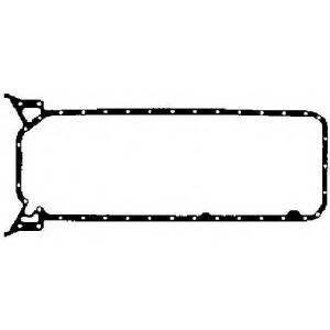 Прокладка, маслянный поддон 763317 elring - MERCEDES-BENZ 190 (W201) седан E 2.6