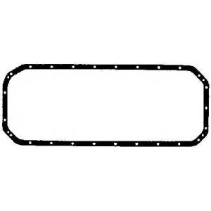 Прокладка, маслянный поддон 888346 elring - BMW 3 (E21) седан 320/6