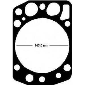 ELRING 896.510 Прокладка головки блока (OM401/OM449)