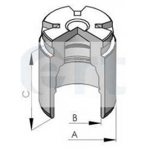 ERT 150578-C Поршень, корпус скобы тормоза