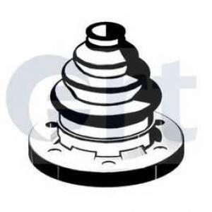 ERT 500247 Пильник ШРУС гумовий + змазка