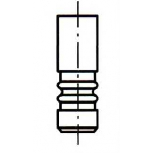 ET ENGINETEAM VI0049 Впускной клапан