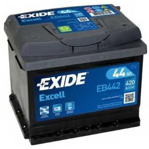 EXIDE eb442 Акб