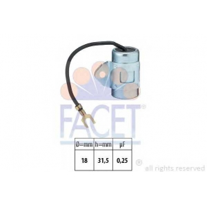 FACET 0.0392 Ignition capacitor