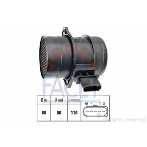 FACET 10.1357 Mass air flow sensor