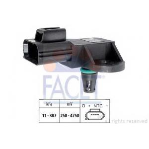 FACET 10.3205 Sensor, intake pressure