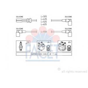 FACET 4.8372 Ignition cable set