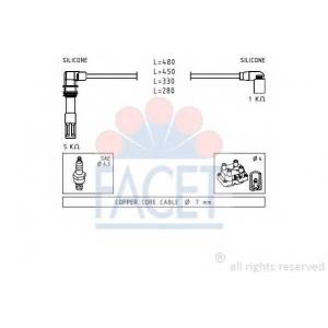 FACET 4.9575 Ignition cable set