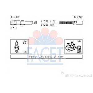 FACET 4.9649 Ignition cable set