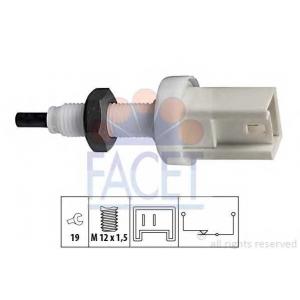FACET 7.1066 1 810 066 Выключатель стоп-сигнала