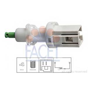 FACET 7.1068 1 810 068 Выключатель стоп-сигнала