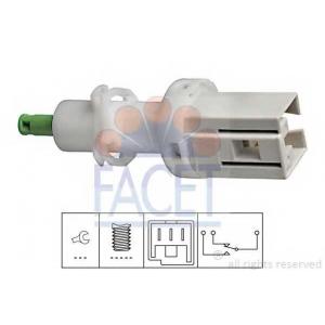 FACET 7.1069 1 810 069 Выключатель стоп-сигнала