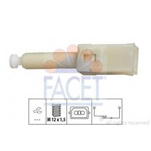 FACET S.R.L. 7.1087 Выключатель фонаря сигнала торможения (пр-во Facet)