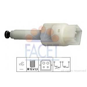 FACET 7.1126 1 810 126 Выключатель стоп-сигнала