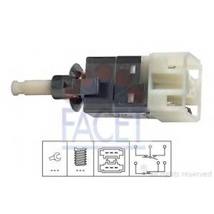 FACET S.R.L. 7.1206 Выключатель фонаря сигнала торможения (пр-во Facet)