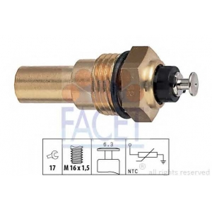 FACET 7.3062 Water temperature sensor