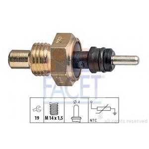 FACET 7.3214 Water temperature sensor