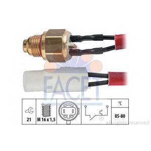 FACET 7.5065 Термодатчик включения ветилятора