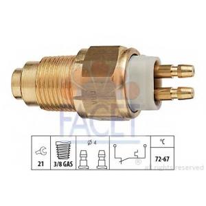 FACET 7.5125 1 850 125 Датчик включения вентилятора