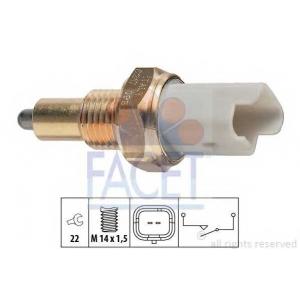 FACET S.R.L. 7.6217 Выключатель, фара заднего хода (пр-во Facet)