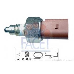FACET 7.6266 1 860 266 Включатель сигнала з/хода