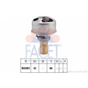 FACET 7.8247 Thermostat