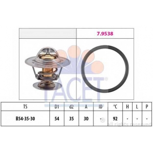 FACET 7.8279 Thermostat