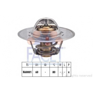 FACET 7.8465S Thermostat