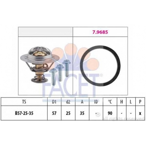 FACET 7.8731 Thermostat