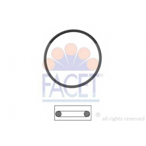 FACET 7.9566 Прокладка, термостат Рено Трафик