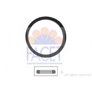 FACET 7.9568 Прокладка, термостат Рено Логан