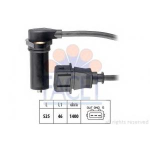FACET 9.0219 Sensor, Crankshaft