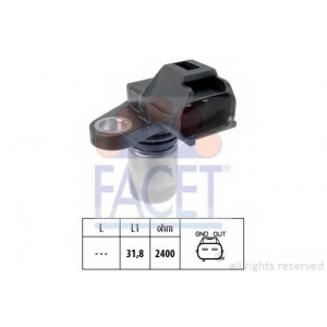 FACET 9.0509 Sensor, Crankshaft