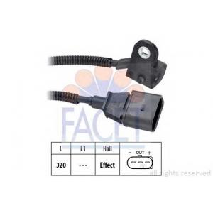 FACET S.R.L. 9.0535 Датчик импульсов  AUDI, SEAT, SKODA, VOLKSWAGEN (пр-во Facet)