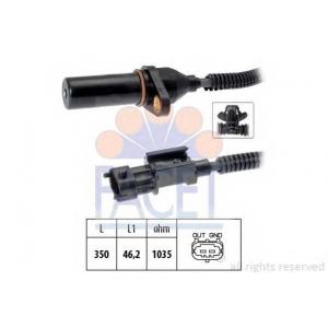 FACET 9.0571 Sensor, Crankshaft