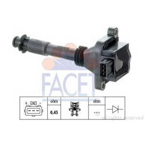 FACET 9.6214 Ignition coil