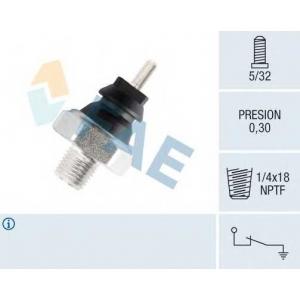 Датчик давления масла 12220 fae - FORD ESCORT IV (GAF, AWF, ABFT) Наклонная задняя часть 1.1