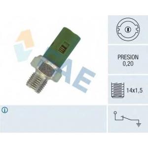 Датчик давления масла 12630 fae - RENAULT LAGUNA I (B56_, 556_) Наклонная задняя часть 1.8 (B56A/B)