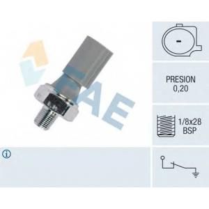 FAE 12830 Датчик давления масла