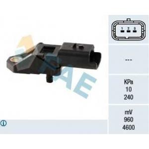 Датчик, давление во впускном газопроводе 15027 fae - FORD FIESTA Van фургон 1.4 TDCi
