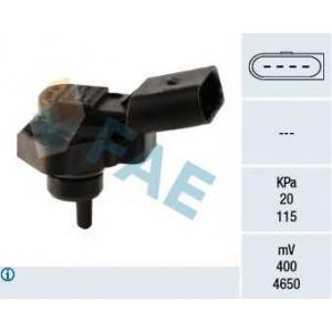 FAE 15031 Датчик, давление во впускном газопроводе