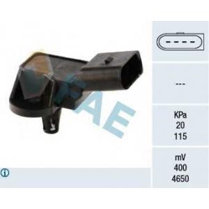 FAE 15033 Датчик, давление во впускном газопроводе
