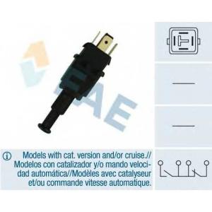 FAE 24510 Выключатель фонаря сигнала торможения