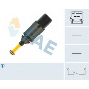 FAE 24897 Выключатель фонаря сигнала торможения